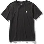 ショートスリーブスモールボックスロゴティー S/S Small Box Logo Tee (K)ブラック XLサイズ [アウトドア カットソー メンズ]