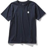 ショートスリーブスモールボックスロゴティー S/S Small Box Logo Tee (UN)アーバンネイビー Mサイズ [アウトドア カットソー メンズ]