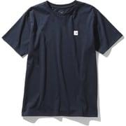 ショートスリーブスモールボックスロゴティー S/S Small Box Logo Tee (UN)アーバンネイビー XLサイズ [アウトドア カットソー メンズ]