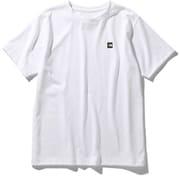 ショートスリーブスモールボックスロゴティー S/S Small Box Logo Tee (W)ホワイト XLサイズ [アウトドア カットソー メンズ]