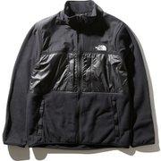 ブライトサイドフリースジャケット Bright Side Fleece JacketNL22031 (K)ブラック×アスファルトグレー Mサイズ [アウトドア フリース メンズ]