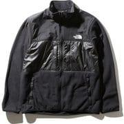 ブライトサイドフリースジャケット Bright Side Fleece JacketNL22031 (K)ブラック×アスファルトグレー XLサイズ [アウトドア フリース メンズ]