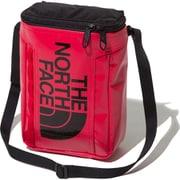 BCヒューズボックスポーチ BC Fuse Box Pouch NM82001 (TR)TNFレッド [アウトドア系 ショルダー ポーチ]