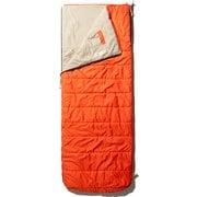 エコトレイルベッド2 Eco Trail Bed 2 NBR42008 ペルジアンオレンジ×ツイルベージュ(PT) [アウトドア 化繊シュラフ]