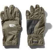 シンプルシェルグローブ Simple Shell Glove NN11901 BN Mサイズ [アウトドア グローブ]