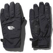 ハイベントレイングローブ HYVENT Rain Glove NN12003 (K)ブラック XSサイズ [アウトドア グローブ]