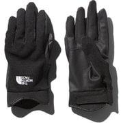 シンプルトレッカーズグローブ Simple Trekkers Glove NN12004 (K)ブラック Lサイズ [アウトドア グローブ]