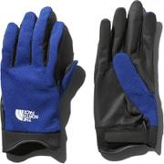 シンプルトレッカーズグローブ Simple Trekkers Glove NN12004 (TB)TNFブルー XSサイズ [アウトドア グローブ]