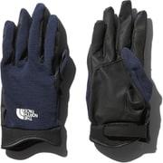 シンプルトレッカーズグローブ Simple Trekkers Glove NN12004 (UN)アーバンネイビー XSサイズ [アウトドア グローブ]