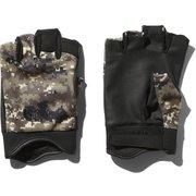 シンプルフィンガーレストレッカーズグローブ Simple FL Trekkers Glove NN12005 (DC)デジタルカモ XSサイズ [アウトドア グローブ]