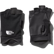 シンプルフィンガーレストレッカーズグローブ Simple FL Trekkers Glove NN12005 (K)ブラック XSサイズ [アウトドア グローブ]