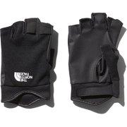 シンプルフィンガーレストレッカーズグローブ Simple FL Trekkers Glove NN12005 (K)ブラック Lサイズ [アウトドア グローブ]