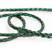 BEA-7759 [Beat Audio Emerald MKII 8-Wire LC - MMCX - 4.4mm イヤホンケーブル 4導体仕様]