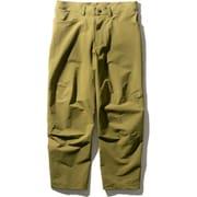 オブセッションクライミングパンツ Obsession Climbing pants NB32002 ファーグリーン(FE) Mサイズ [アウトドア パンツ メンズ]
