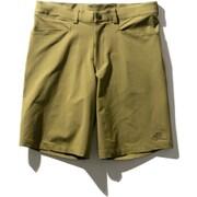 オブセッションクライミングショーツ Obsession Climbing Shorts NB42003 (FE)ファーグリーン Mサイズ [アウトドア ショートパンツ メンズ]