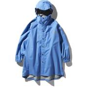 ツリーフロッグコート Tree Frog Coat NPJ12006 (CB)クリアレイクブルー 150サイズ [アウトドア ジャケット キッズ]