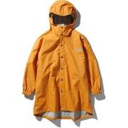 ツリーフロッグコート Tree Frog Coat NPJ12006 (FO)フレームオレンジ 110サイズ [アウトドア ジャケット キッズ]