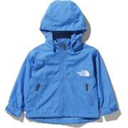 コンパクトジャケット Compact Jacket NPB21810 (CB)クリアレイクブルー 80サイズ [アウトドア ジャケット ベビー]