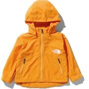 コンパクトジャケット Compact Jacket NPB21810 FO 80サイズ [アウトドア ジャケット ベビー]