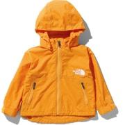 コンパクトジャケット Compact Jacket NPB21810 FO 90サイズ [アウトドア ジャケット ベビー]