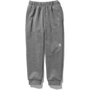 マウンテントラックパンツ Mountain Track pants NBJ31984 (ZZ)ミックスグレー2 130サイズ [アウトドア パンツ キッズ]