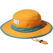 ホライズンハット Kids' Horizon Hat  NNJ02006 フレームオレンジ(FO) KMサイズ [アウトドア 帽子 キッズ]