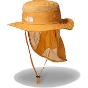 サンシールドハット Kids' Sunshield Hat NNJ02007 フレームオレンジ(FO) KSサイズ [アウトドア 帽子]