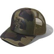 ロゴメッシュキャップ Logo Mesh Cap NN02045 (WC)ウッドランドカモ [アウトドア 帽子]