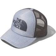ロゴメッシュキャップ Logo Mesh Cap NN02045 (Z)ミッスクグレー [アウトドア 帽子]