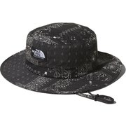 ノベルティホライズンハット Novelty Horizon Hat NN01708 (RB)バンダナリニューアルブラック Sサイズ [アウトドア 帽子]