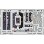 EDU33249 Fw190F-8 ズームエッチングパーツ レベル用 [1/32スケール エッチングパーツ]