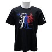 X513-823 40 僕のヒーローアカデミア Tシャツ 轟焦凍 ブラック Mサイズ [キャラクターグッズ]