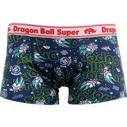 D1313-902 32 ドラゴンボール超(スーパー) ボクサーブリーフ ロゴ柄 ネイビー LLサイズ [キャラクターグッズ]