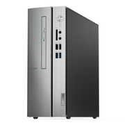 90LX004LJP [単体デスクトップ IdeaCentre 510S/Celeron/メモリー4GB/HDD1TB/Windows 10 Home 64bit 日本語版/シルバー+ブラック]
