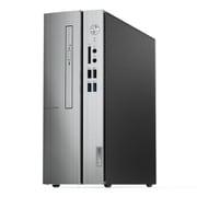 90LX004MJP [単体デスクトップ IdeaCentre 510S/Core i7/メモリー8GB/HDD2TB/Optane16GB/Windows 10 Home 64bit 日本語版/シルバー+ブラック]