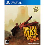 METAL MAX Xeno Reborn (メタルマックスゼノ リボーン) 通常版 [PS4ソフト]