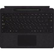 QSW-00019 [Surface Pro X Signature キーボード スリム ペン付き ブラック]