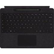 QSW-00021 [Surface Pro X Signature キーボード スリム ペン付き 英字配列 ブラック]