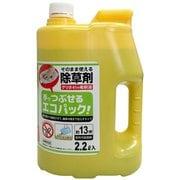 エコ 無登録除草剤 2.2L