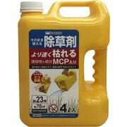 エコ 無登録除草剤MCP入 4L