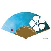 SBSN25K [武将 扇子(唐木) 扇子袋付 明智光秀]