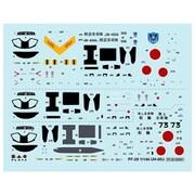 PF28 航空自衛隊/海上自衛隊 UH-60J 洋上迷彩/救難塗装 [1/144スケール プラモデル]