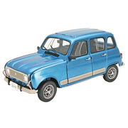 25011 Renault 4GTL [1/24スケール プラモデル]