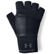 M Weightlifting Glove 1328621 BLK/BLK/BLK(001) MDサイズ [トレーニング グローブ メンズ]