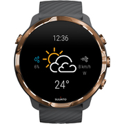 SS050382000 [腕時計 SUUNTO 7 GRAPHITE COPPER スント7 グラファイト カッパー (日本正規品)]
