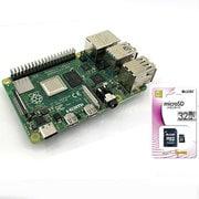 RASPi4-SDST2GB [シングルボードコンピュータ ラズベリーパイ4 モデルB 2GB/Raspbian インストール済SD付]