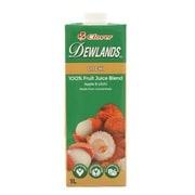 デュウランド ライチジュース 1L [果実果汁飲料]