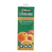 デュウランド フルーツカクテルジュース 1L [果実果汁飲料]