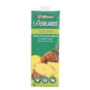 デュウランド パイナップルジュース 1L [果実果汁飲料]