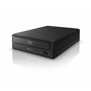 BDR-X12JBK [外付BD/DVD/CDライター Windows/Mac両対応 5インチハーフハイトサイズ据置型 USB3.1 Gen1接続 トレー式 高剛性ブラック筐体]